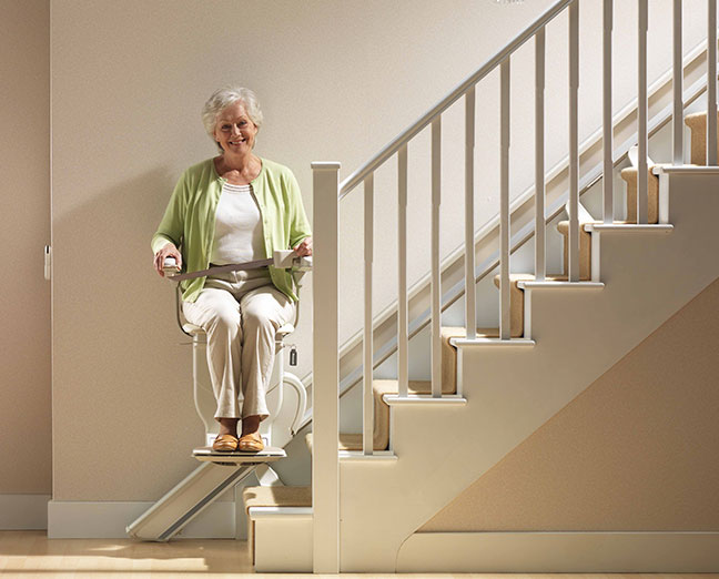 stannah siena stairlift
